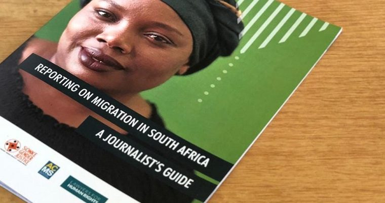 Cape Town Journalists Guide to Migration